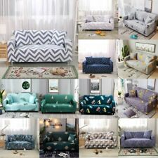Floral Stretch Anti-skid Sofa Covers 1 2 3 4 Seat Elastic Couch Covers Slipcover