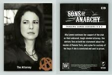 The Attorney #C19 Sons Of Anarchy S4 & 5 Cryptozoic 2015 Character Bios Card