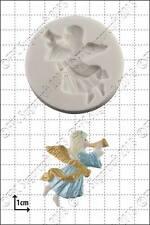 Stampo in silicone Natale Angelo | uso alimentare FPC Sugarcraft spedizione gratuita in UK!