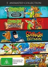Scooby Doo : Pack 2 - 5 Movie Collection: NEW SEALED REGION 4 DVD