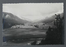 Lac Génin Oyonnax Ain Photographie originale années 1950 région France