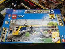 LEERKARTON Lego City Personenzug (60197)| EMPTY | VACíA | VIDE | Box only