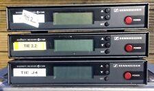 1 x Sennheiser EW300 Radio Microphone Receiver Only