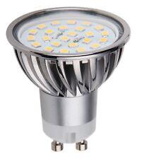 LED Lampe 5 Watt 320 Lumen dimmbar Schutzglas GU10 230V warmweiß 3 Stück B7649