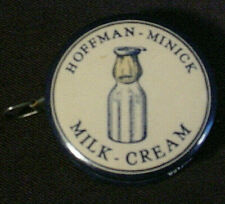 Vintage Hoffman - Minick Ice Cream Advertising Tape Measure - Chambersburg, Pa