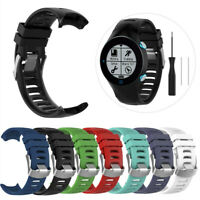 Wristband Watch Band Wrist Strap For Garmin Forerunner 610 Operating Tools