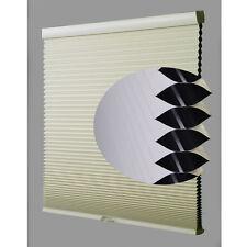 """2Tone Cordless Blackout Cellular Shade - Ivory/White 51.5"""" x 64"""""""