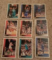 Complete Your 1993-94 Upper Deck Basketball Set Pick 30 Cards