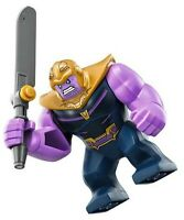 GENUINE LEGO THANOS BIGFIG MINIFIGURE 76107 AVENGERS - MARVEL SUPERHEROES