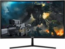 """Acer EI2 - 27"""" Curved Widescreen Monitor WQHD 2560x1440 144Hz 16:9 4msGTG 320Nit"""