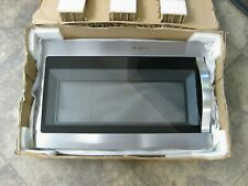 New OEM Whirlpool W11123280 Microwave SS Stainless Steel Complete Door Assy