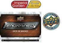 2019-20 Upper Deck UD profundamente Hobby Hockey caja sellada de fábrica * Canadá solamente *