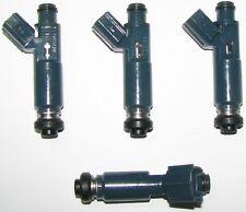 Set of 4 Brand New Isuzu OEM Fuel Injectors, 1999-2004, 1.8L, 23250-0D010, Deal.