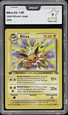 2000 Pokemon BLITZA   Jolteon - 20/64 - 1. Edition Jungle DE - PCA 9 (= PSA 9)