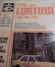Ford Cortina MK 4 1300-1600-2000 1976/1978