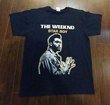 The Weeknd XO Star Boy Osheaga 2017 Music Festival T Shirt size L