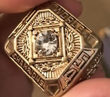 BN San Francisco Giants 1954 World Series Champion Replica Ring SGA Gold Diamond
