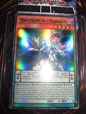 YU-GI-OH! ULTRA RARE MAGICIENNE DE L'HARMONIE PEVO-FR010 EDITION 1 NEUF MINT