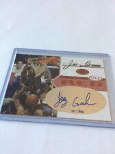2005 SA-GE Red Joey Graham Autograph 101/300