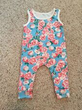 Bsby Girl Size 3 Month One Piece Boutique Summer Outfit