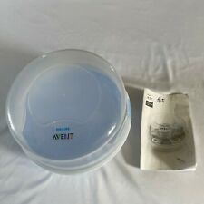 Philips Avent Microwave Steam Sterilizer With Manual