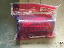 1968 1969 EL CAMINO AND WAGON TAIL LIGHT LENS LH DRIVERS SIDE TRIM PARTS A4865A