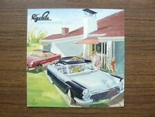 Golde Schiebedach Car Hatches Ad Brochure 1950s