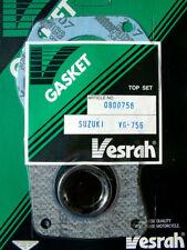 Juego de tapas superiores VESRAH kit Suzuki GP100 GP 100 C/UC/N/SIN/X/D/ED 78-83