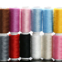 30/60 Colors 250 Yards Each Polyester Sewing Thread for Hand Machine Sewing