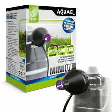 Aquarium Internal UV Sterilizer Filter Adapter - Fits Most Filters / Powerheads