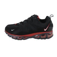 Nike 510975 016 Air Max Tailwind 96-12 Mens Shoes Black Red Leather Running VTG