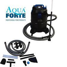 Teichschlammsauger AquaForte  35L – 1400W Pond Cleaner Koi Pool Teichsauger
