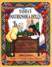 Sasha's Matrioshka Dolls