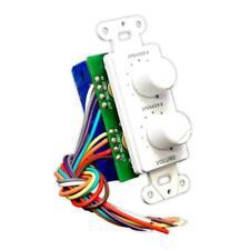 Sound Around In Wall Speaker Volume Control - Home Audio Smart 2-Channel A/B