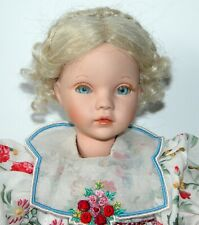"Pauline Bjonness Jacobsen 12"" Limited Edition Blonde Porcelain Doll 212/950"