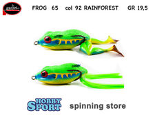FROG 65 MOLIX  COLORE 92 RAINFOREST FROG SPINNING BLACK BASS