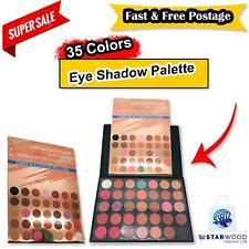 Sombra De Alto Brilho Eye Shadow Palette Makeup 35 Color Cream Matte Shimmer Set