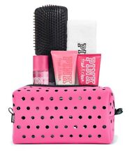 NWT Victoria's Secret PINK Beauty FRESH & CLEAN Back-to-Campus Kit
