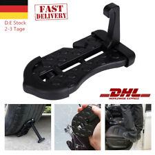 Multifunctional Auto Türschwelle Fahrzeug Türstufe Fußpedal mit Sicherheitshamme