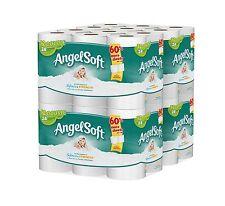 Angel Soft 48 Double Roll Toilet Paper Bath Tissue 2 Ply Bulk Lot Pack Bathroom
