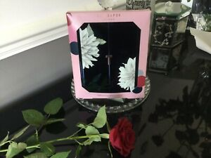 Gorgeous New Boxed Ted Baker Bi Fold Mirror Absolutely Beautiful 🌷💕