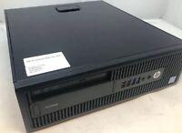 HP ProDesk 600 G2 Desktop PC i5-6500, 3.2GHz, 4GB DDR4 RAM, 500GB HDD, WIN10P
