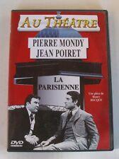 DVD LA PARISIENNE - Pierre MONDY / Jean POIRET / Nicole COURCEL