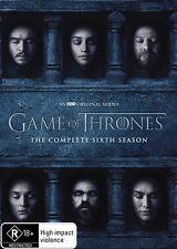 Game Of Thrones : Season 6 : NEW DVD