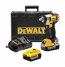 DEWALT DCF880P2 Professional Impact Wrench 18V 5.0Ah / 220V