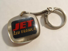 PORTE CLES CARAVELLE BOEING 707 INTERCONTINENTAL JET AIR FRANCE