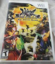 Muramasa: The Demon Blade Nintendo Wii, 2009 Complete W/ Manual