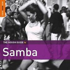 NEW Rough Guide to Samba (Second Edition 2xCD) (Audio CD)
