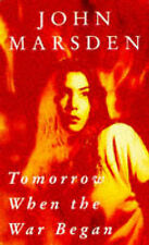 Tomorrow, When the War Began, Marsden, John, Used; Acceptable Book