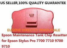 Professional Epson Maintenance Tank Chip Resetter 7700 7710 9700 9710